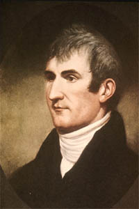 Meriwether Lewis - Painting